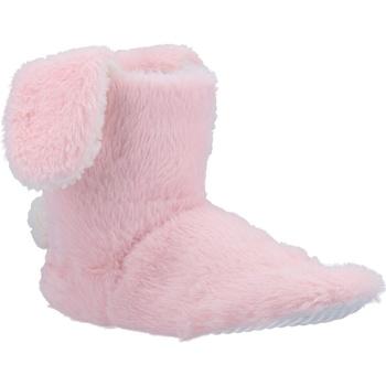 Chaussures Enfant Chaussons Divaz  Rose