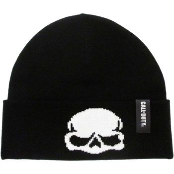 Accessoires textile Bonnets Call Of Duty  Noir