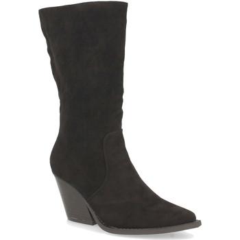 Chaussures Femme Bottes ville Buonarotti 2A-1409 Negro