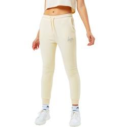 Vêtements Enfant Pantalons de survêtement Hype  Jaune