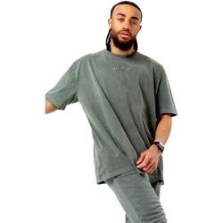 Vêtements Homme T-shirts manches courtes Hype  Kaki