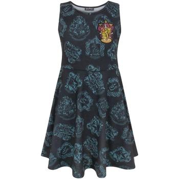 Vêtements Fille Robes courtes Harry Potter  Noir