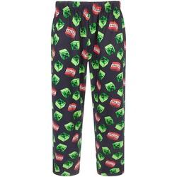 Vêtements Homme Pyjamas / Chemises de nuit Minecraft  Noir