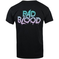 Vêtements Homme T-shirts manches courtes Blood On The Dance Floor  Noir