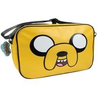 Sacs Garçon Cartables Adventure Time  Jaune