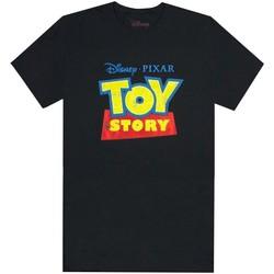 Vêtements Homme T-shirts manches courtes Toy Story  Noir