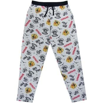 Vêtements Homme Pyjamas / Chemises de nuit Harry Potter  Gris / noir