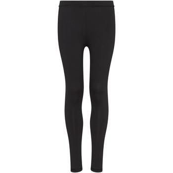 Vêtements Enfant Pantalons de survêtement Awdis JC87J Noir