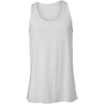 Vêtements Enfant Débardeurs / T-shirts sans manche Bella + Canvas BE219 Blanc