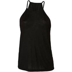 Vêtements Femme Débardeurs / T-shirts sans manche Bella + Canvas BE8809 Noir