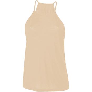 Vêtements Femme Débardeurs / T-shirts sans manche Bella + Canvas BE8809 Pêche