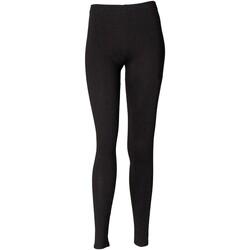 Vêtements Femme Leggings Skinni Fit SK64 Noir