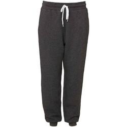 Vêtements Pantalons de survêtement Canvas CV3727 Gris