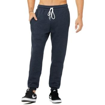 Vêtements Pantalons de survêtement Canvas CV3727 Bleu marine