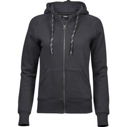 Vêtements Femme Sweats Tee Jays T5436 Gris foncé