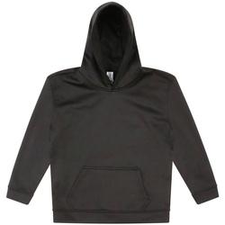 Vêtements Enfant Sweats Awdis JH06J Noir