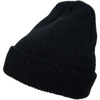 Accessoires textile Bonnets Flexfit F1545K Noir