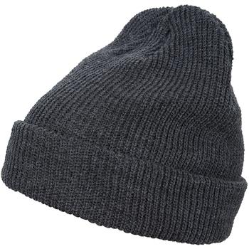 Accessoires textile Bonnets Flexfit F1545K Gris foncé