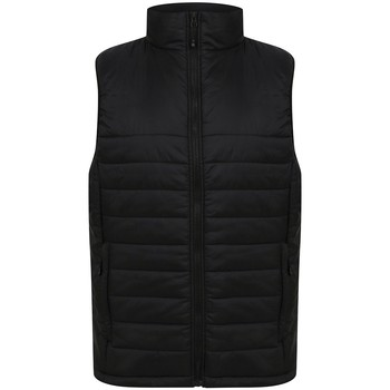 Vêtements Vestes Henbury HB875 Noir