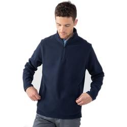 Vêtements Homme Sweats Henbury H858 Bleu marine