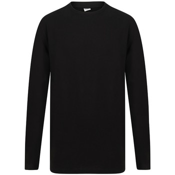 Vêtements Homme T-shirts manches longues Sf SF259 Noir