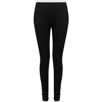 Vêtements Femme Leggings Sf SK426 Noir / blanc