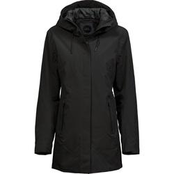 Vêtements Femme Vestes de survêtement Tee Jays  Noir