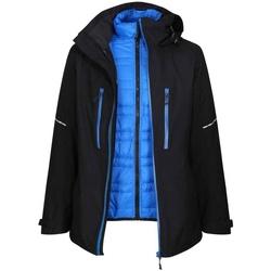 Vêtements Homme Vestes Regatta RG360 Noir / bleu