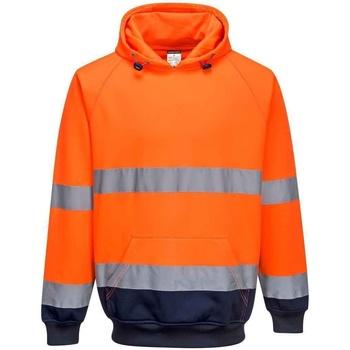 Vêtements Homme Sweats Portwest  Orange / bleu marine