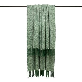 Maison & Déco Couvertures Furn Taille unique Vert