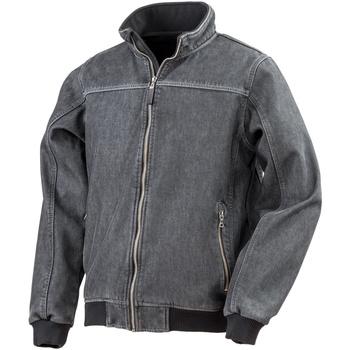 Vêtements Homme Vestes Result R406X Noir