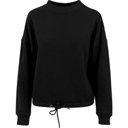 Vêtements Femme Sweats Build Your Brand BY058 Noir