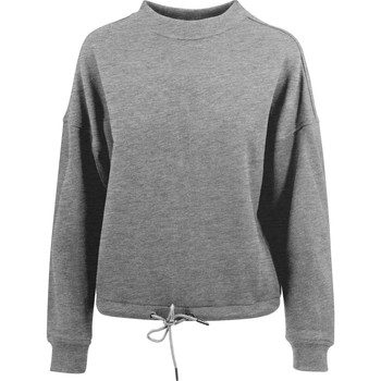 Vêtements Femme Sweats Build Your Brand BY058 Gris