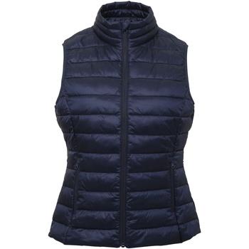 Vêtements Femme Gilets / Cardigans 2786 TS31F Bleu marine
