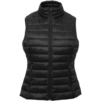 Vêtements Femme Gilets / Cardigans 2786 TS31F Noir