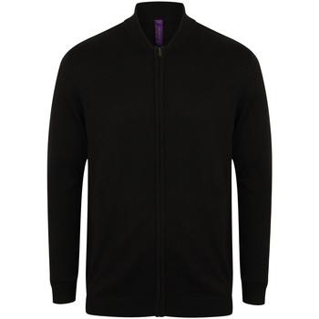 Vêtements Vestes Henbury HB718 Noir