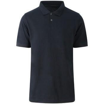 Vêtements Polos manches courtes Awdis EA011 Noir