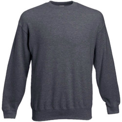 Vêtements Homme Sweats Fruit Of The Loom SS200 Gris foncé