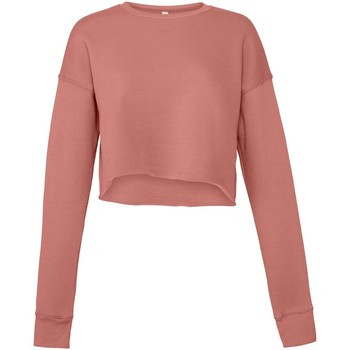 Vêtements Femme Sweats Bella + Canvas BE7503 Mauve