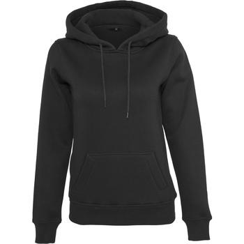 Vêtements Femme Sweats Build Your Brand BY026 Noir