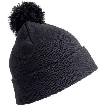 Accessoires textile Enfant Bonnets Result Winter Essentials RC28J Noir