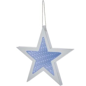 Maison & Déco Décorations de noël Christmas Shop RW7384 Bleu