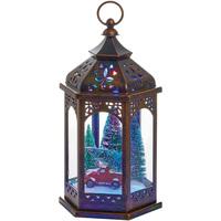 Maison & Déco Décorations de noël Christmas Shop RW7397 Marron