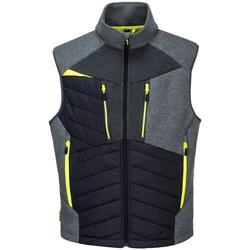 Vêtements Gilets / Cardigans Portwest PW261 Gris