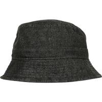 Accessoires textile Chapeaux Flexfit By Yupoong YP070 Noir / gris
