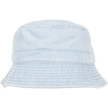 Accessoires textile Chapeaux Flexfit By Yupoong YP070 Bleu clair