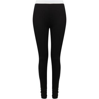 Vêtements Leggings Sf SK426 Noir / blanc