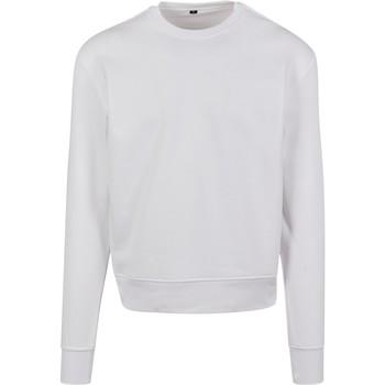 Vêtements Sweats Build Your Brand BY120 Blanc
