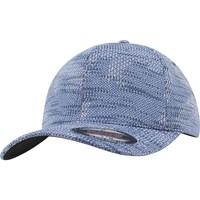 Accessoires textile Casquettes Flexfit By Yupoong YP109 Bleu