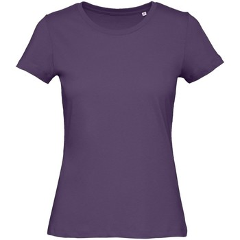 Vêtements Femme T-shirts manches courtes B&c B118F Violet